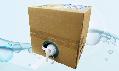ベリクリーン 電解水クリーナー 業務用18ℓ